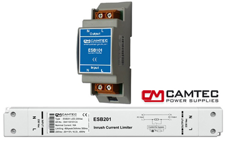 camtec2 - Problems with tripping circuit breaker?